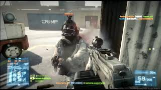 Battlefield 3 Multiplayer Team Deathmatch Gameplay 27