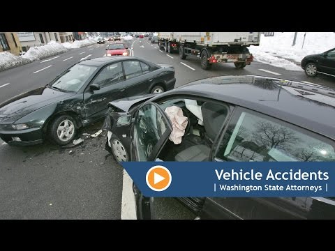 Vehicle Accidents   Washington State Attorneys