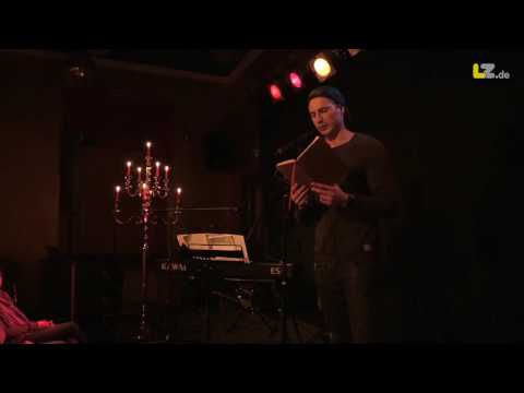 Poetry Slam in Bad Salzuflen: Arnulf Heine