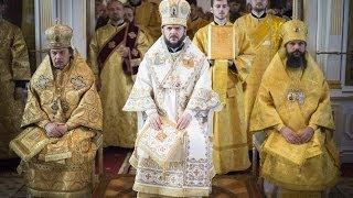 Выпускной акт в Санкт-Петербургской духовной академии