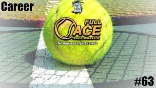 Full Ace Tennis Simulator - ATP 250 Munich - Semi Final vs Andy Murray - Career #63
