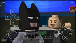 LEGO Batman: The Video Game Walkthrough - episode 1-5 The Riddler's Revenge - The face-off - Part1/2