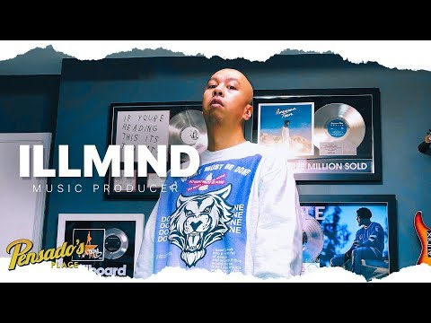 """Grammy Award Winning """"EVERYTHING IS LOVE"""" (The Carters) Producer, !LLMIND – Pensado's Place #403"""