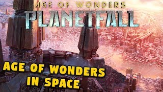 Civ Meets XCOM in Age of Wonders: Planetfall!