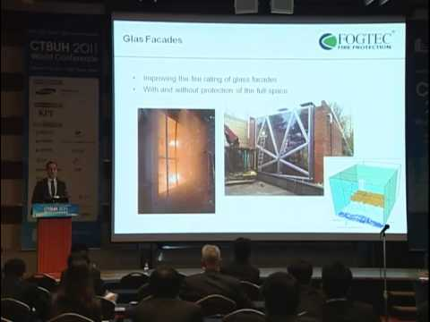 "CTBUH 2011 Seoul Conference - Stefan Kratzmeir, ""The Protection of Buildings-"""