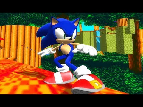 Sonic World R8 Mushroom Hill Youtube