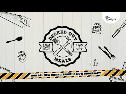Decked Out Meals TVC