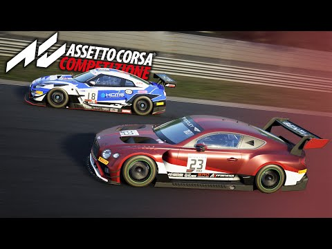 Battling at Kyalami! - Assetto Corsa Competizione Intercontinental GT DLC |