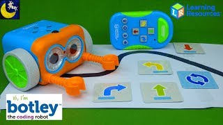 NEW Botley the Coding Robot for Kids! STEM Educational Toys for Children Tutorial Toy Review Video!