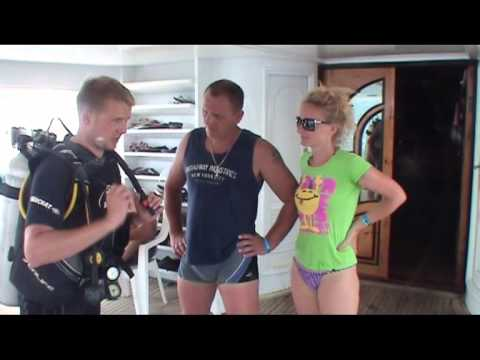 Open Water Diving Course (part 1)