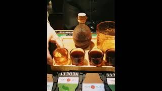 와인 사케 잔 일본 술병 도쿠리 술잔 집들이 선물 세트