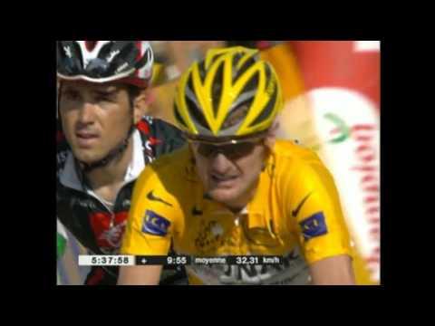 Cycling Tour de France 2006 Part 5