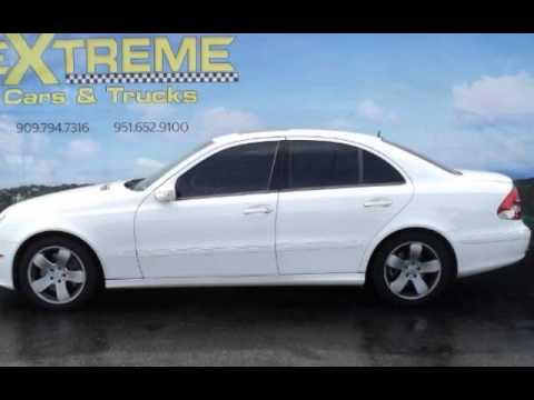 Used 2004 mercedes benz e500 4matic for sale in riverside for 2004 mercedes benz e500 for sale