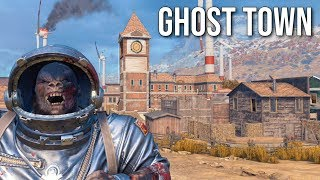 Blackout Ghost Town Gameplay & Supply Drops Added to BO4!?