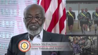 Army Emergency Relief: James McEachin