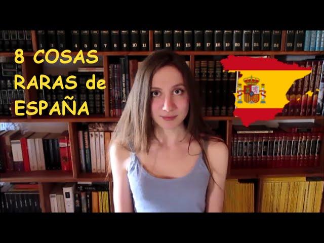 8 aspectos de España que llaman la atención a una rusa