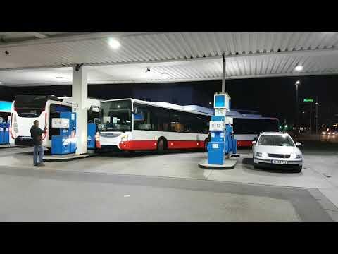 Neue Iveco Urbanway CNG in Nürnberg