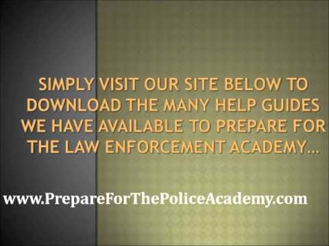 New Hampshire Police Academy Prep/Study Guide: Book on Preparing For the Academy: Workout/Fitness Ti