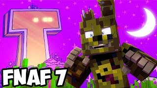 minecraft teen titans go five nights with freddy real life night 4 fnaf sister location roleplay