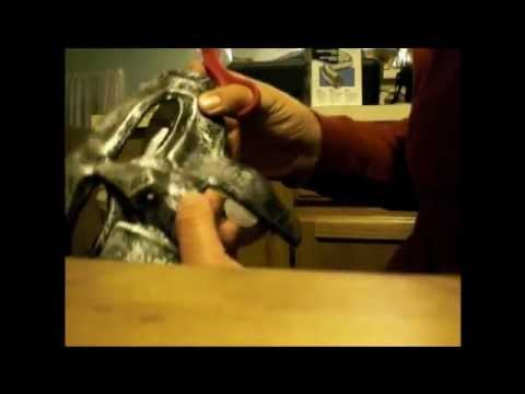 how to make a MF DOOM mask in under 20 dollars