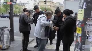 إجراءات أمنية قبيل انتخابات فرنسا