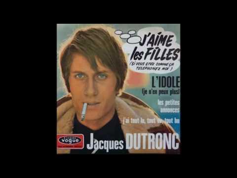 Jacques Dutronc - J'aime les filles