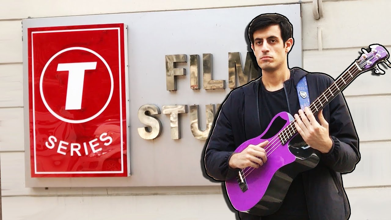T Series: I Went To INDIA At T-Series HQ Just To Play This Song