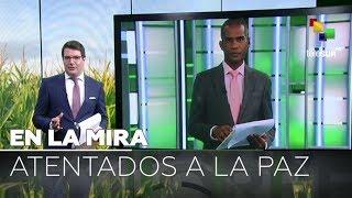 'En La Mira' de RT y TeleSUR: Agronegocio: Neoliberalismo en el campo