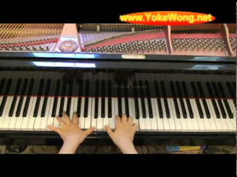 Piano Improvisation with Suspended Chords - YouTube