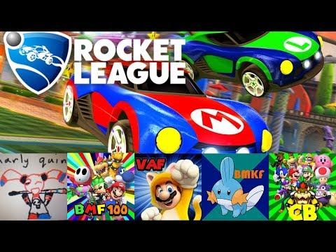 Rocket League Live (VAF Livestream #35)
