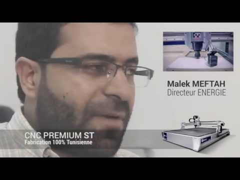 MALEK MEFTAH CEO & FOUNDER OF SOCIÉTÉ ENERGIE |CNC PREMIUM ST