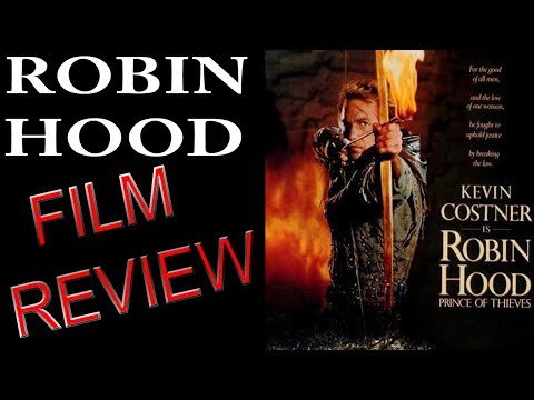 Robin Hood, Prince of Thieves, film review