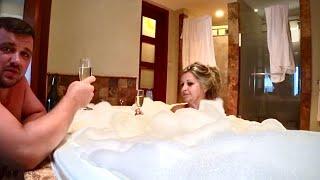 Дальнобой Life... Чем кормят в мексиканском резорте/ Шампанское в ванную... (5)