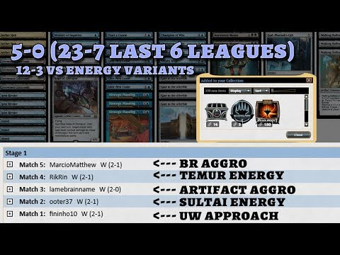 WE DID IT!!! 5-0 Marionette GPG Combo | Competitive Standard League