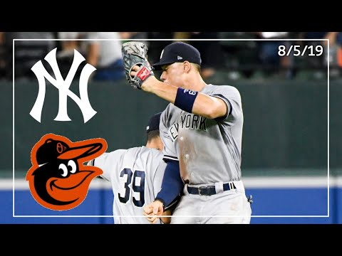 new-york-yankees-@-baltimore-orioles-|-game-highlights-|-8/5/19