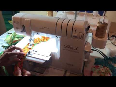 Triumph Serger From Babylock Youtube