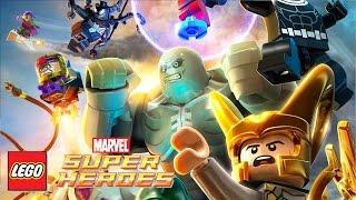 SPIDERMAN LEGO Marvel Super Heroes - Part 15 | LEGO Kids Games Videos