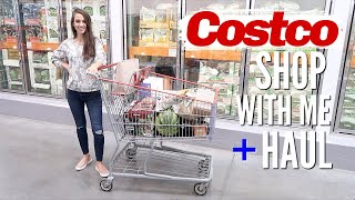 HUGE HEALTHY COSTCO GROCERY HAUL 2019 // SHOP WITH ME // Simply Allie