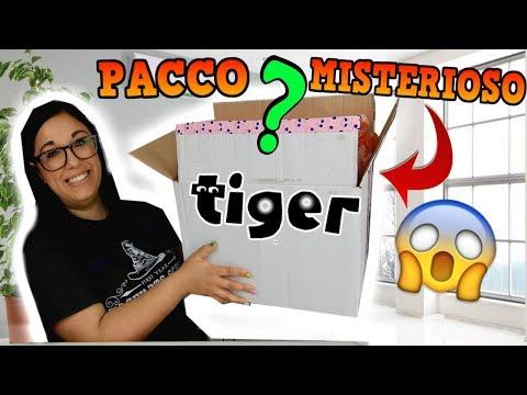 APRO PACCO MISTERIOSO DA TIGER! COSA AVRO' RICEVUTO?Iolanda Sweets