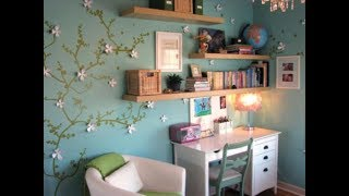 Study Room Design 2018   Lovely Study Room Design And Decorating Ideas For Teenage Boys & Girl