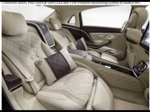 mercedes benz launches maybach s500 and s600 in india - youtube