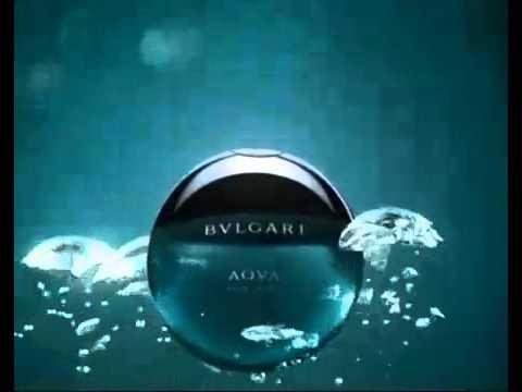 Bvlgari Aqva Marine commercial addventure