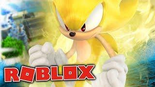 "Roblox Sonic World EDGE - ""GOTTA GO FASTER!!"" - Episode 1"