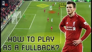 How To Play As A Fullback? Tips To Be A Successful Fullback