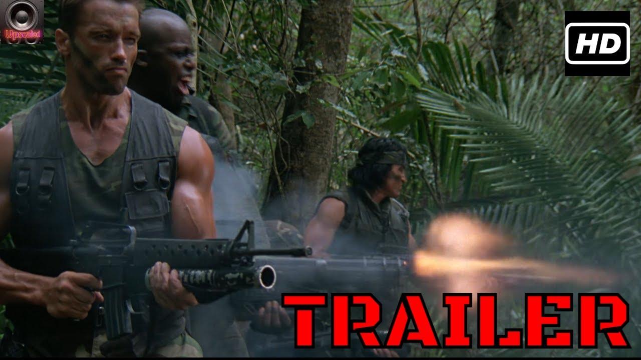 Download Predator (1987) Original Trailer HD Enhanced