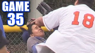 THEY'RE ALL DEAD! | On-Season Softball Series | Game 35