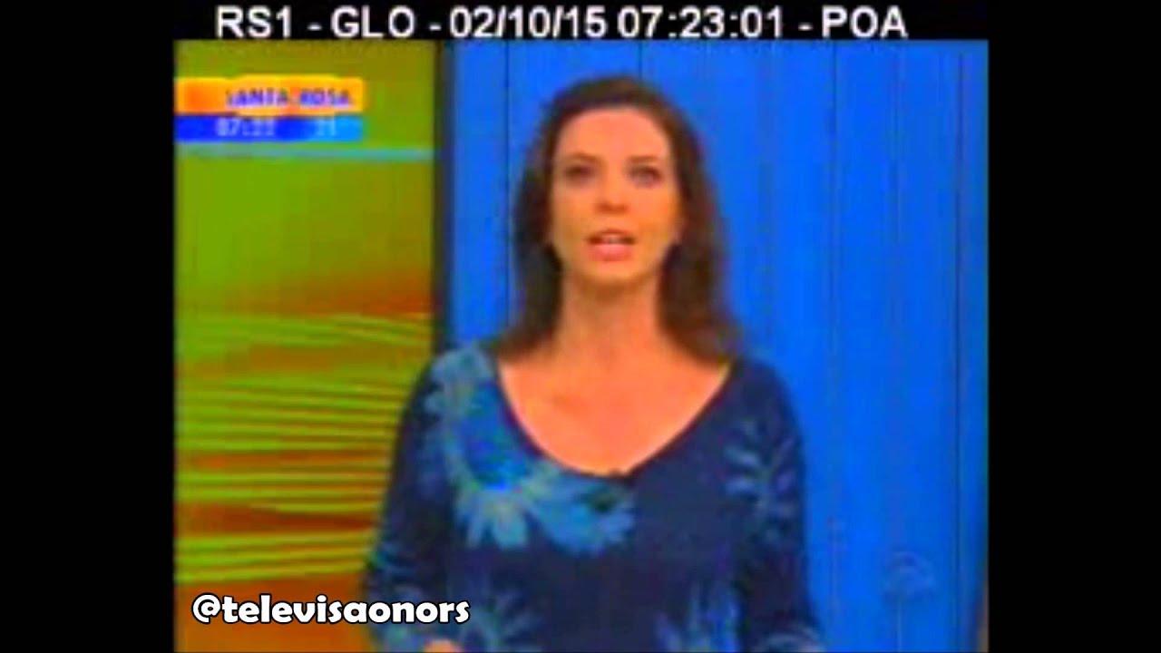 Rbs Tv Apresentadora Se Perde No Texto E Quase Morre Ao Vivo No Bom Dia Rio Grande 02102015