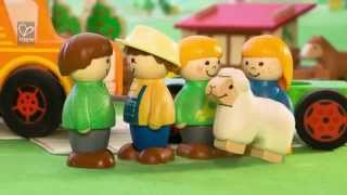 #hapetoys Wooden Toy * Meine Klein Welt * Farm