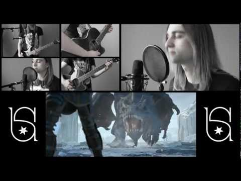 Dragon Age Origins Trailer Tribute Song by Unseen Stars (HD)