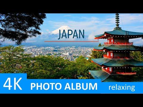 Japan Tokyo Kyoto Osaka - 4k slideshow - wallpapers, cliparts